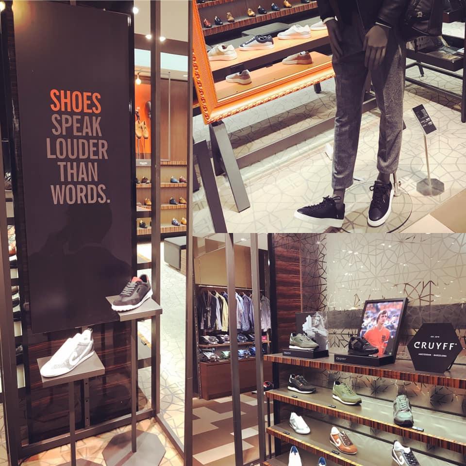 CRUYFF shoes store