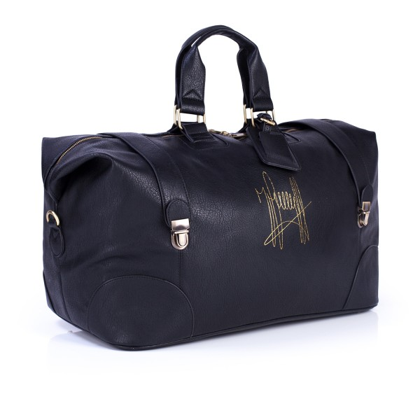 WEEKEND BAG: Black, more colors available